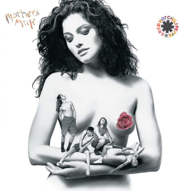 Red Hot Chili Peppers Mothers Milk album cover