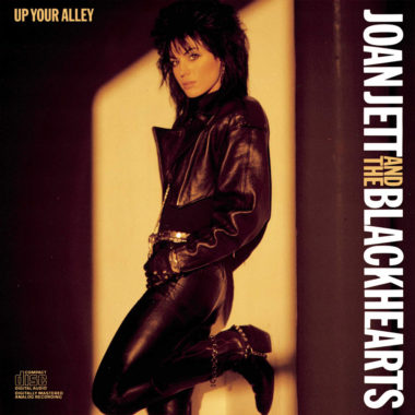 Joan Jett and the Blackhearts Up Your Alley album cover