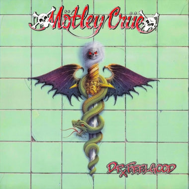 Motley Crue Dr. Feelgood album cover