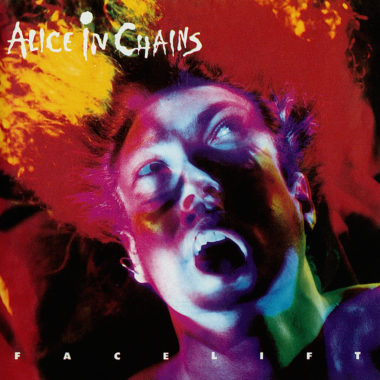 Alice in Chains Facelift album cover