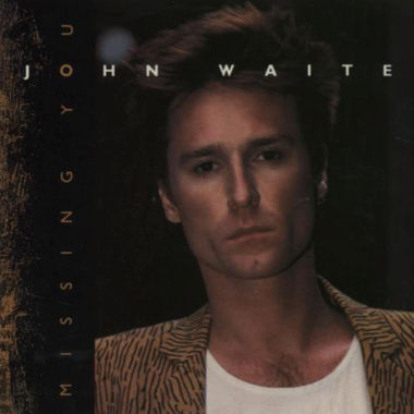 John Waite Missing You Album cover