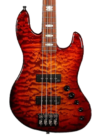 Spector USA CodaBass bass body
