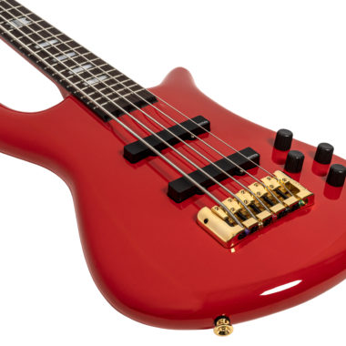 body of red bass